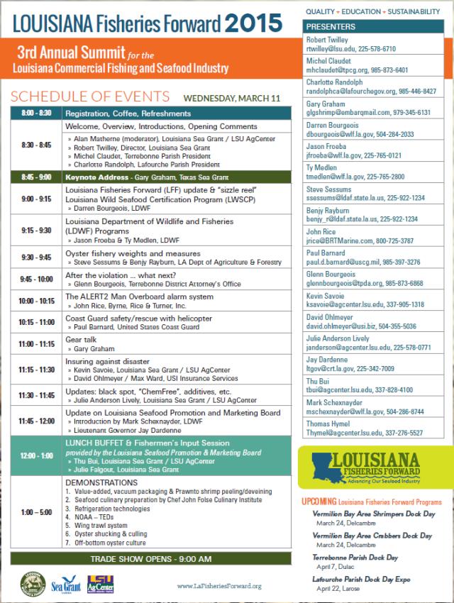 la-fisheries-summit-2015_agenda