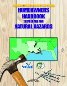 Louisiana homeowners guide to prepare for natural hazards